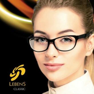 Lebens Classic - Lentes Visión Sencilla con Anti Reflejo